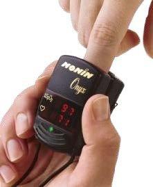 Nonin Onyx Finger Pulse Oximeter