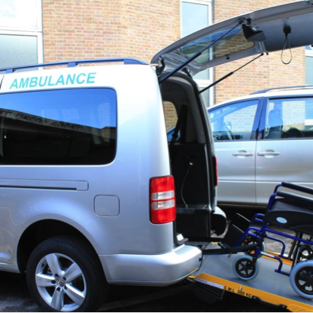 Patient Transport Service