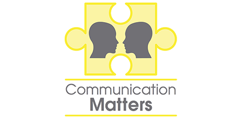 NHS England Device Funding Options – Communication Matters logo